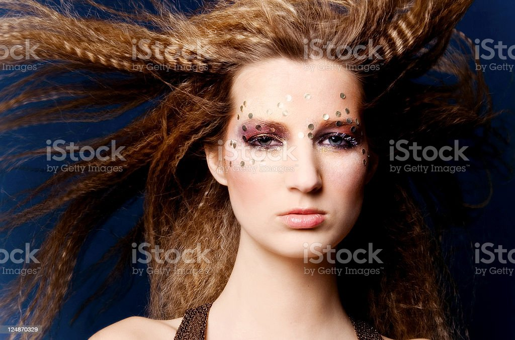 Fashion With Glitters - 1 stock photo