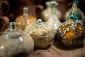 fashionable ceramic vases