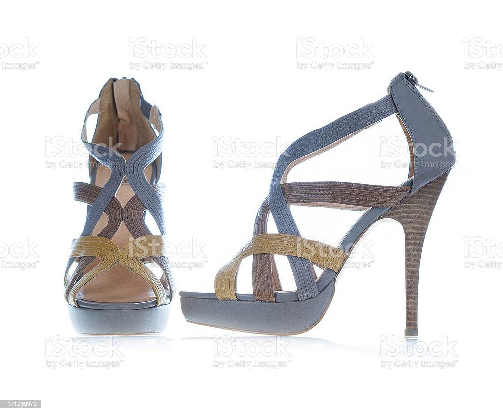 De Sandalias Moda Zapatos Tacones Con Plataforma Multicolored tshdxQrC