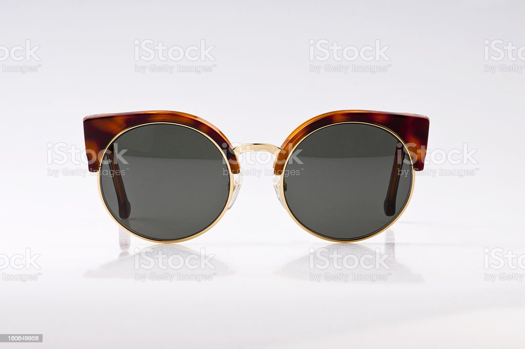 Fashionable Sunglass royalty-free stock photo