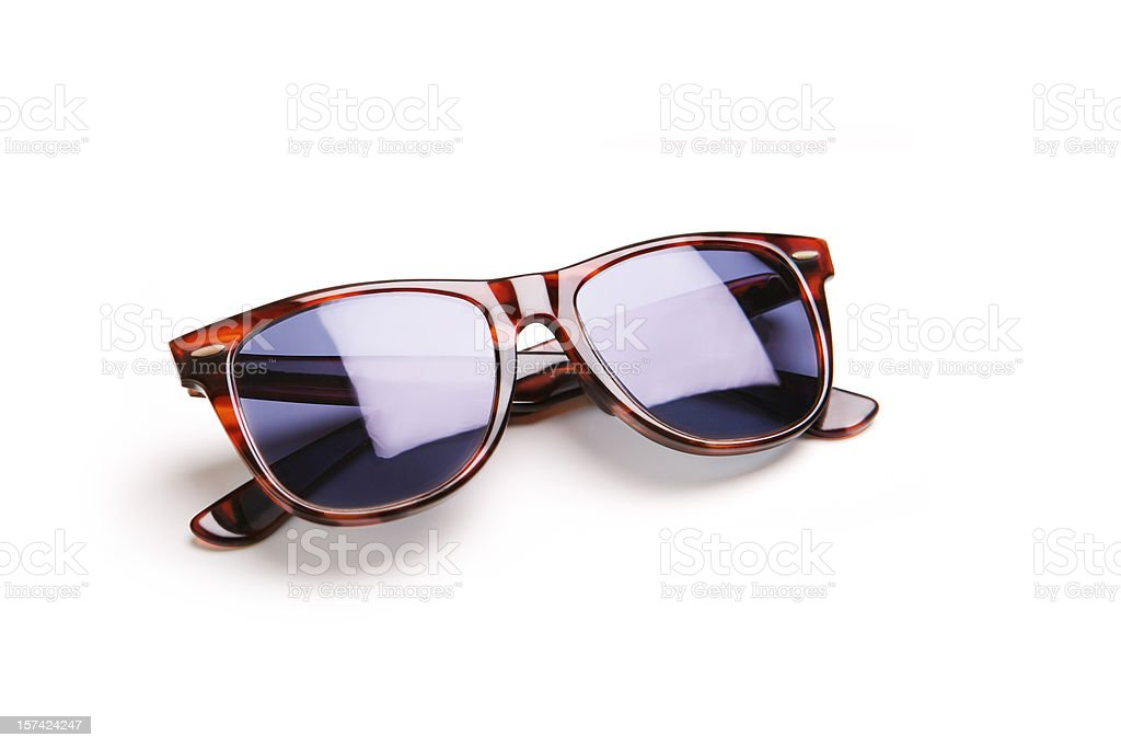 Fashionable Sunglasses stock photo