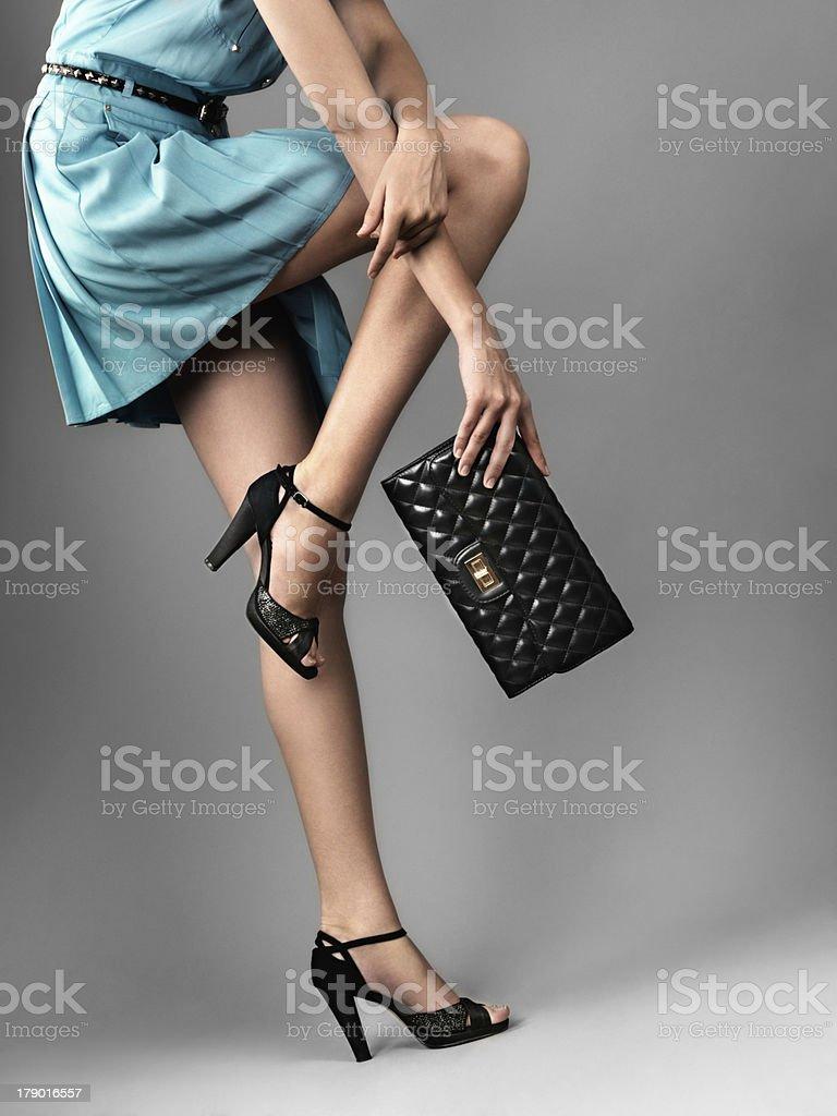 Modische Frau – Foto