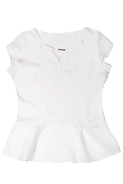 Fashionable women's blouse stock photo