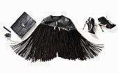 Fashionable women's clothes