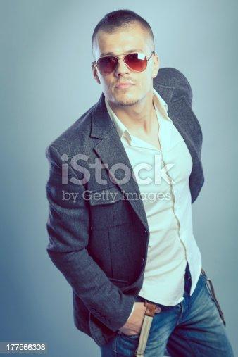 620404536istockphoto Fashionable young man 177566308