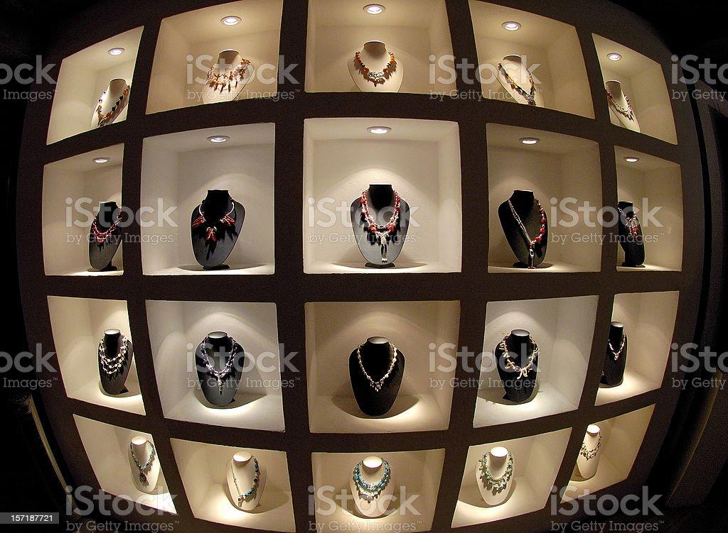 fashionables des colliers dans-boutique - Photo