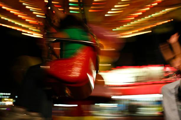 fast amusement ride