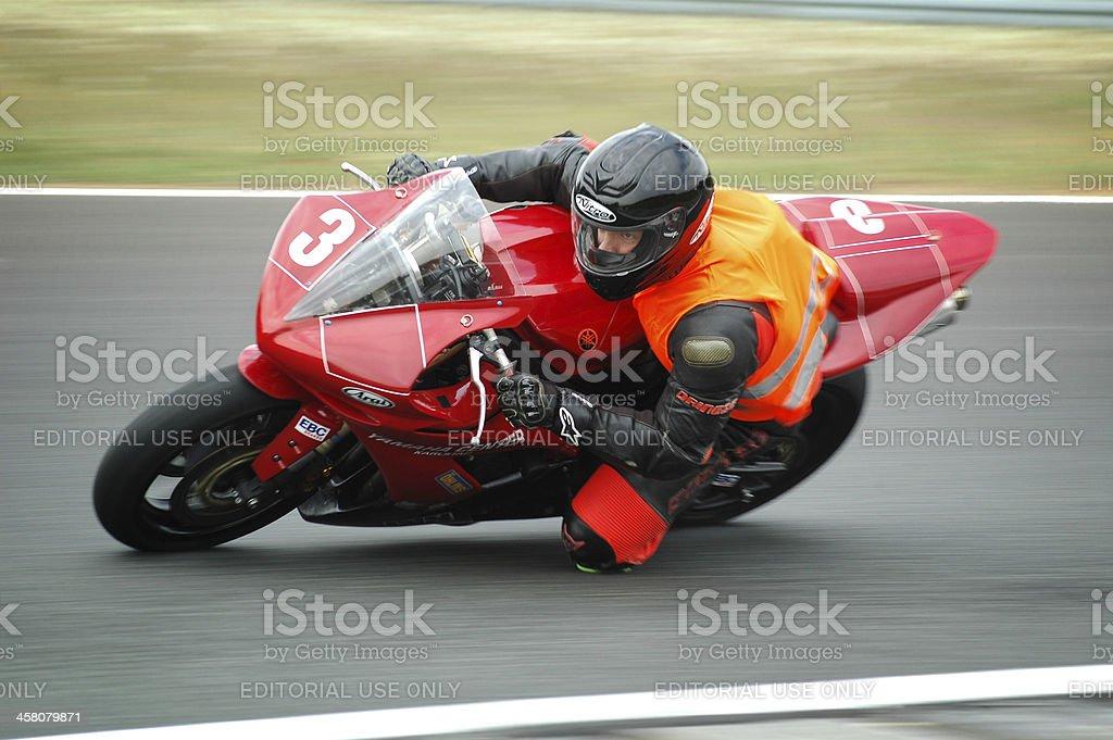 Fast bike royalty-free stock photo
