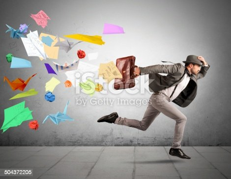 istock Fast business 504372205