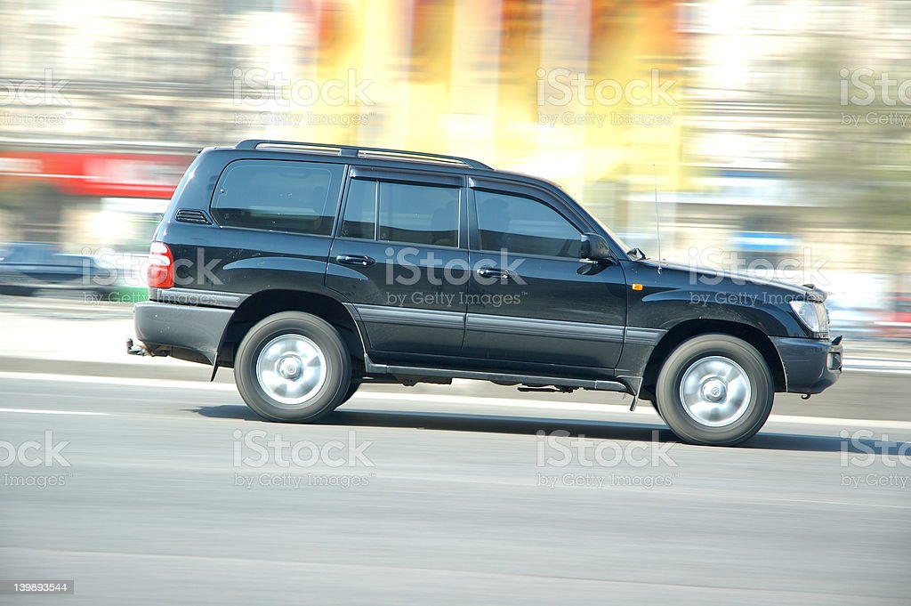 Schnelle Auto – Foto