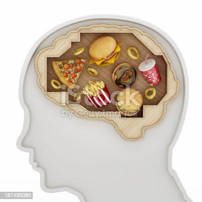 istock Fast food mind 187495085