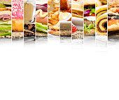 istock Fast Food Mix 623715578