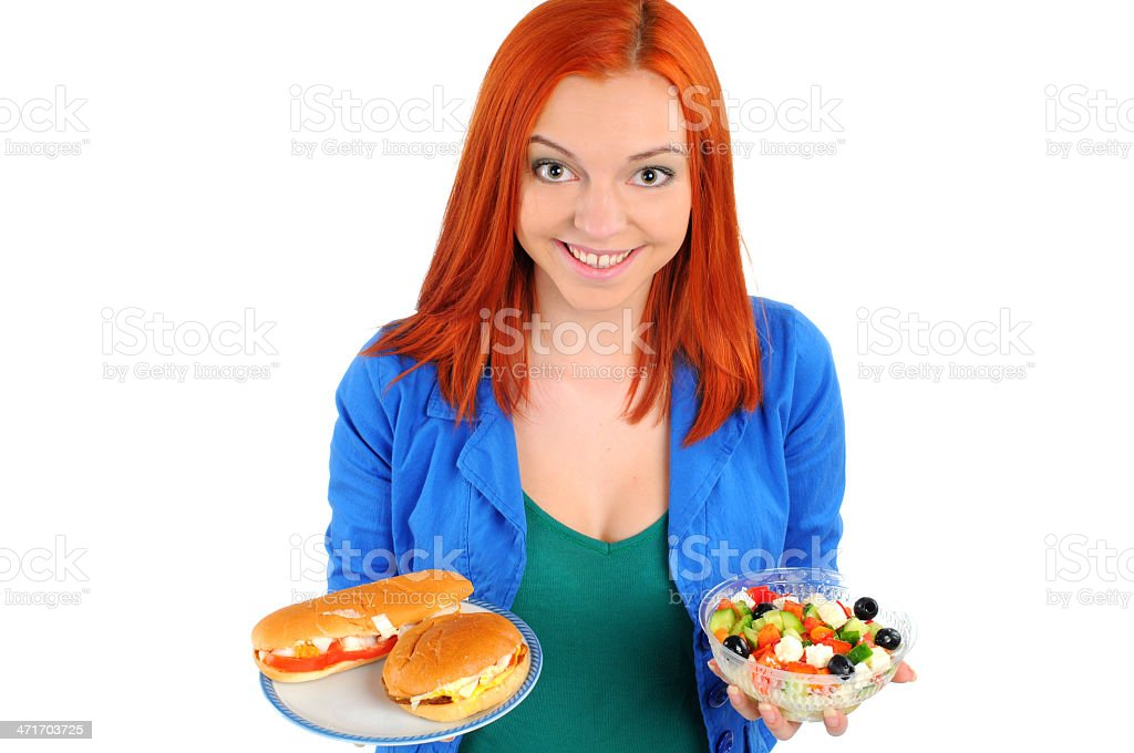 Fast food royalty-free stock photo