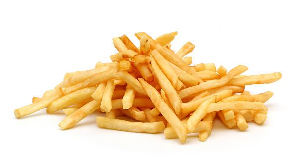fast food - patat stockfoto's en -beelden