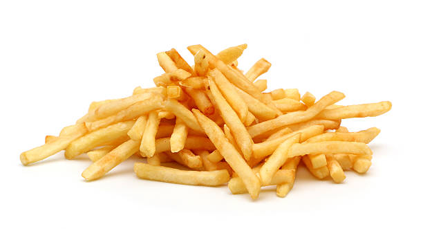 fast food - patatine foto e immagini stock