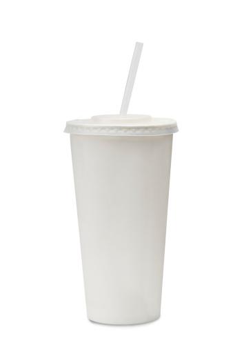 fast food soda cup