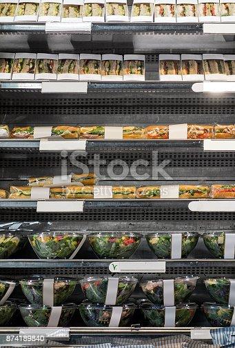 istock Fast healthy food 874189840
