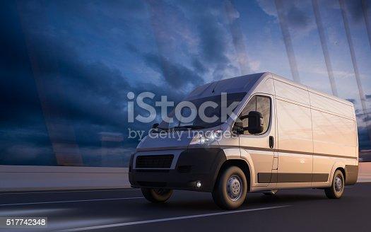 istock Fast transport 517742348