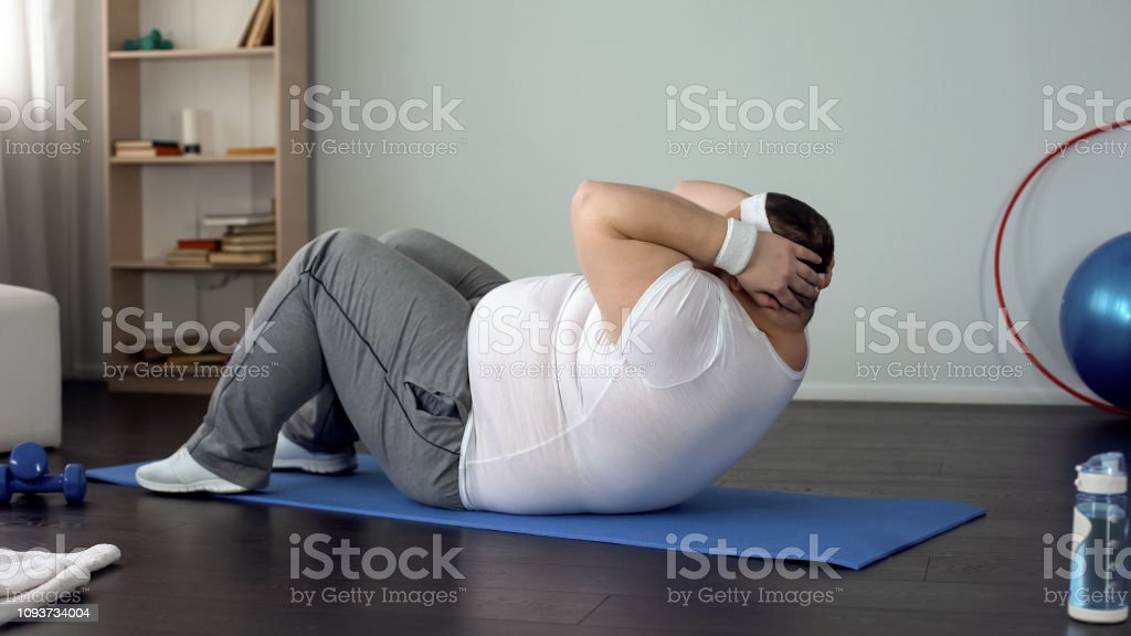 Programa de ejercicios para bajar de peso para hombres