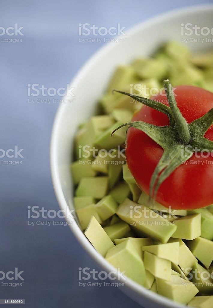 Fat free food royalty-free stock photo