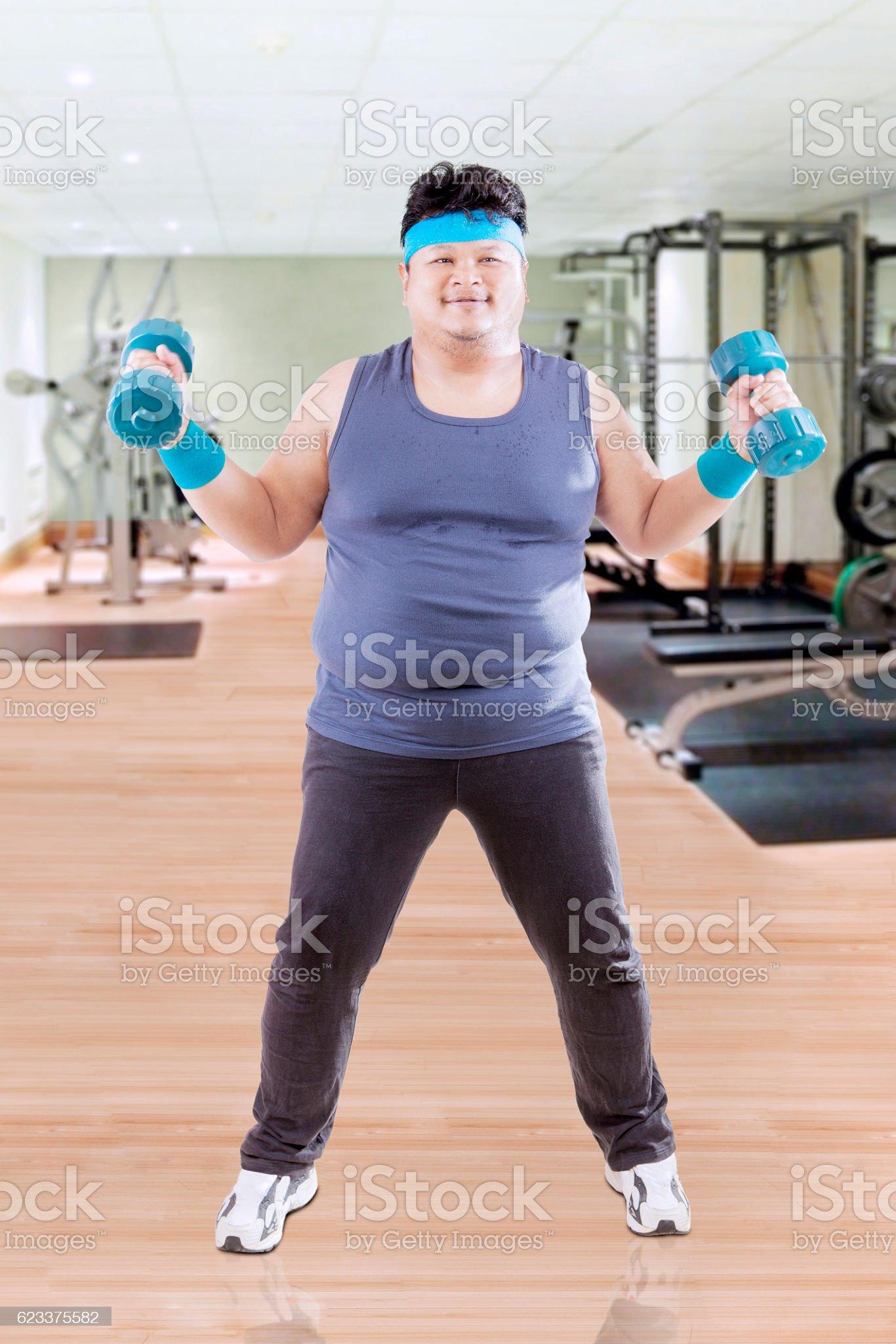 gitness center man)
