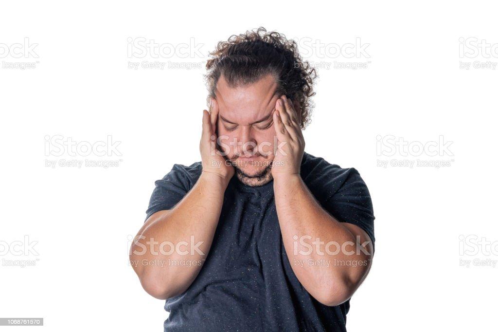 Dolor de cabeza y presion alta