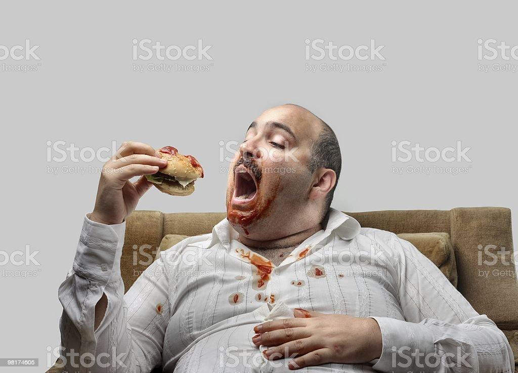 fat Lizenzfreies stock-foto