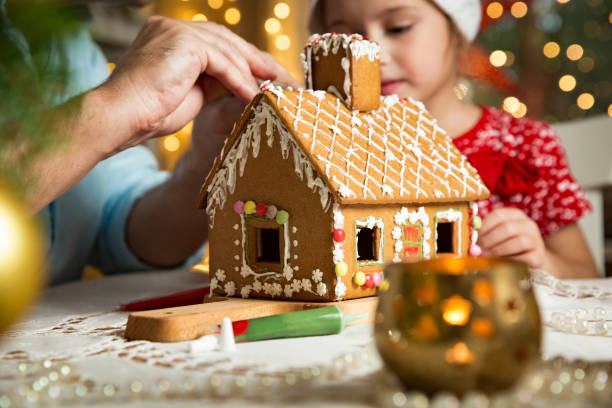 6 130 Gingerbread House Stock Photos Pictures Royalty Free Images Istock
