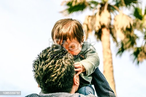 997711042istockphoto Father and son 1085339732
