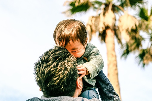 997711042 istock photo Father and son 1085339732