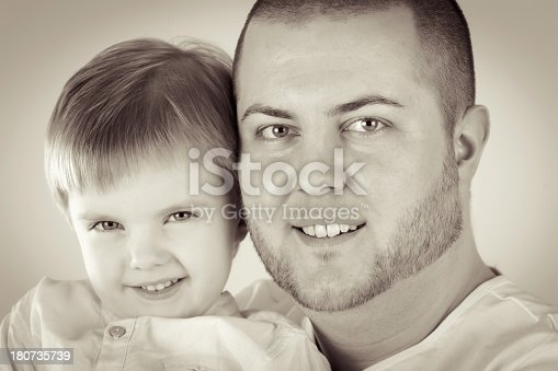 525959168 istock photo Father and son 180735739