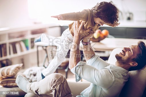 istock Father and son 504178346