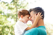 istock Father and son 598079906