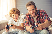 istock Father and son 618628902