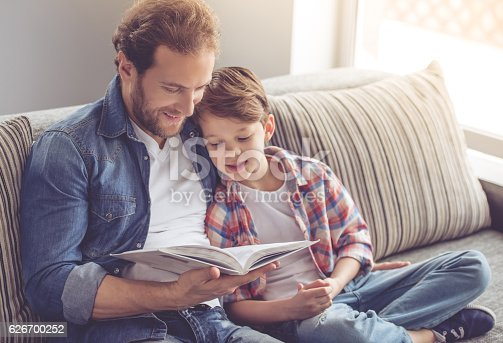 istock Father and son 626700252