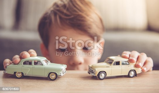 istock Father and son 626701800