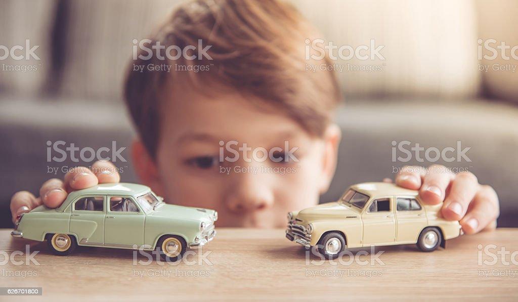 Vater und Sohn  – Foto