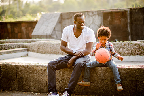 997711042 istock photo Father and son. 880462798