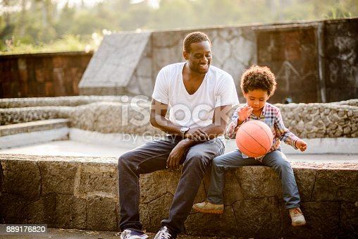 889172928istockphoto Father and son. 889176820