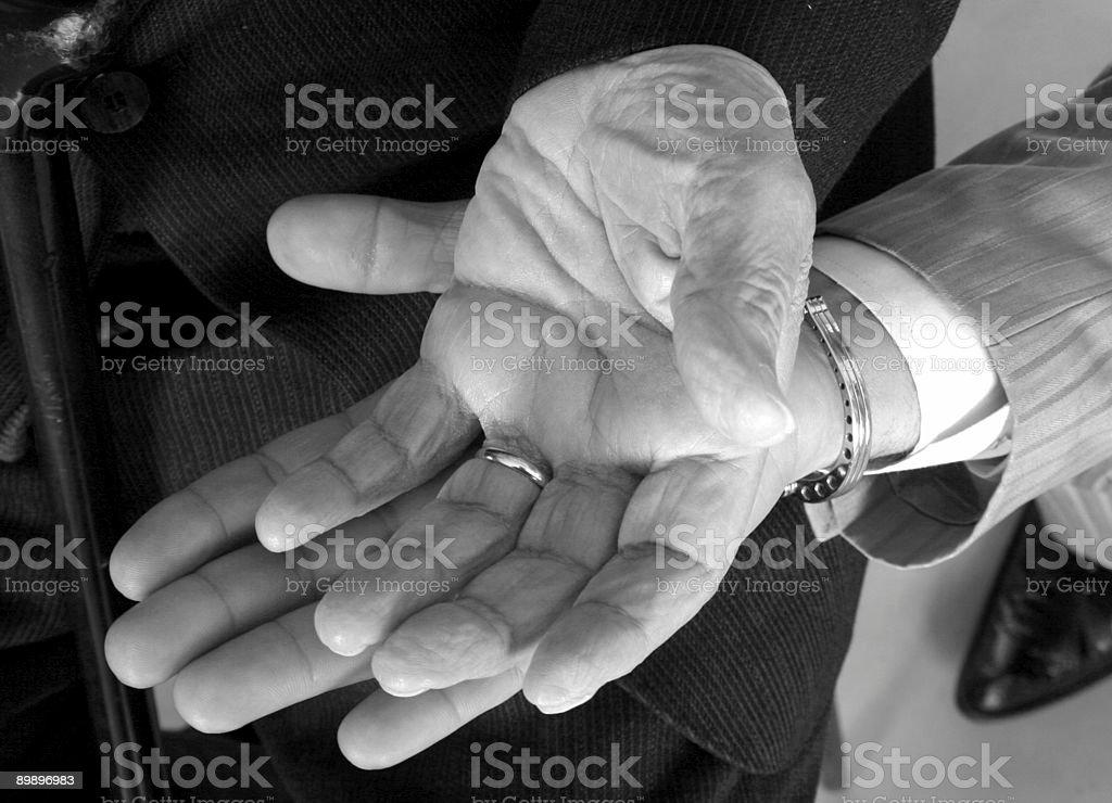 Отец и Сын Стоковые фото Стоковая фотография