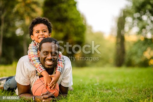 889172928istockphoto Father and son. 914839302