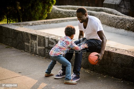 889172928istockphoto Father and son. 914839498