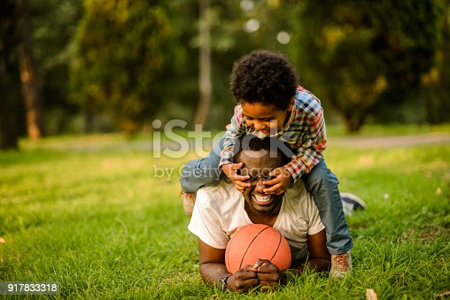 889172928istockphoto Father and son. 917833318