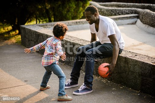 889172928istockphoto Father and son. 945244010