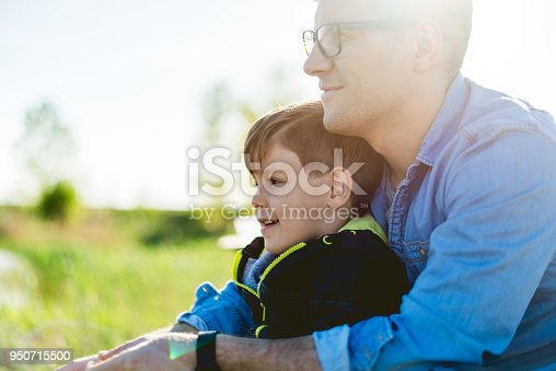 649431568 istock photo Father and son 950715500