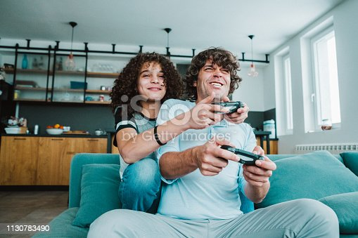 It is time for video games