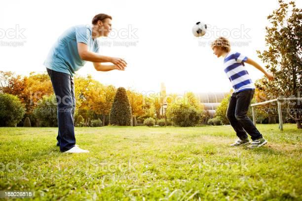 Father and son playing soccer picture id188026818?b=1&k=6&m=188026818&s=612x612&h=zygg3ksxltjjnqkpg2 fsdn8p3v9ythb22jwcxberfu=