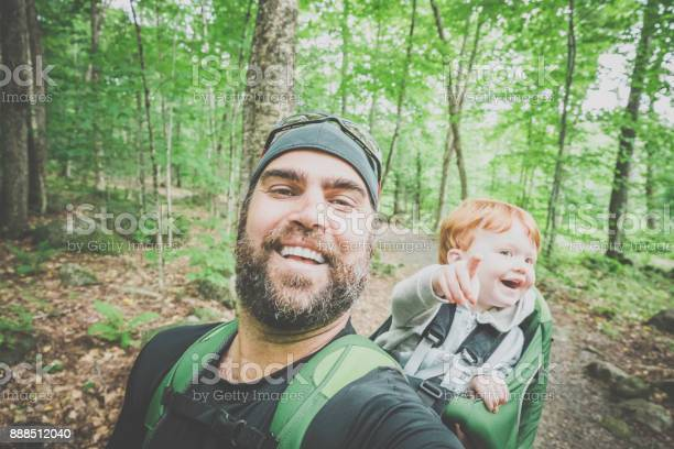 Father backpacking hiking with toddler in forest picture id888512040?b=1&k=6&m=888512040&s=612x612&h=ro5uyctj1ah0imtfdz wj6z6861w6bsazsluddutho0=