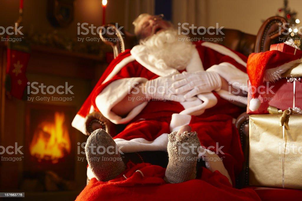 La Grotta Di Babbo Natale.Dormire In Grotta Di Babbo Natale Fotografie Stock E Altre