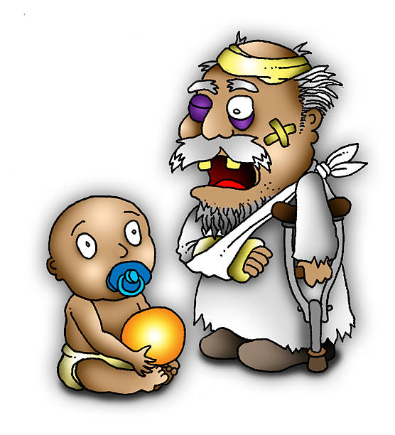Best Father Time Stock Photos, Pictures & Royalty-Free ...